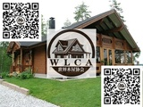 木屋定制、木结构房屋