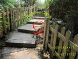 木围栏、木栅栏