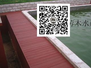 泳池防滑地板工程、巴劳木木栈道